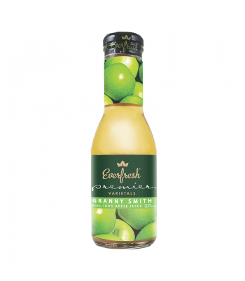Clearance Special - Everfresh Granny Smith Apple Juice - 12fl.oz (355ml) ** BEST BEFORE: 11th July 2019 ** Clearance Zone