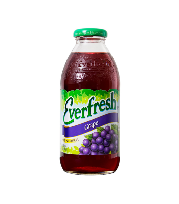 Everfresh Grape Juice - 16fl.oz (473ml) Soda and Drinks