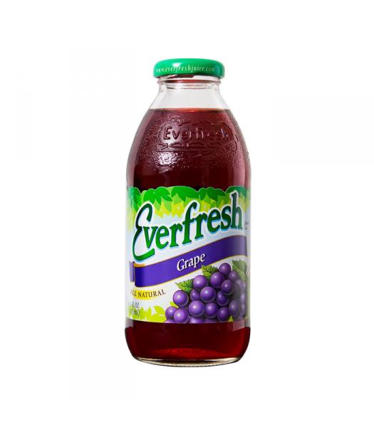 Everfresh Grape Juice - 16fl.oz (473ml) Soda and Drinks