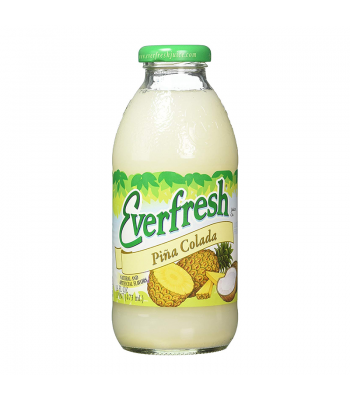 Everfresh Pina Colada 16oz (473ml) Soda and Drinks