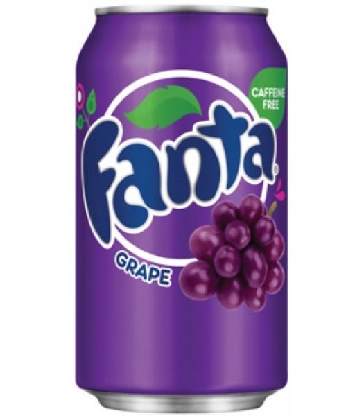 Fanta Grape 12fl.oz (355ml) Can