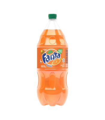Fanta Orange - 2 Litre Soda and Drinks