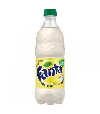 Clearance Special - Fanta Piña Colada - 20fl.oz (591ml) **Best Before: September/October 20** Clearance Zone