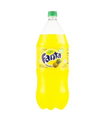 Clearance Special - Fanta Pineapple - 2 Litre **Best Before: 28 September 20** Clearance Zone