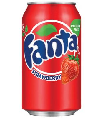 Fanta Strawberry 12fl.oz (355ml) Can