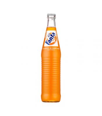 Fanta Orange - 500ml Soda and Drinks Fanta