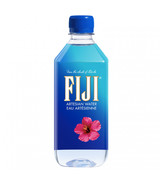 FIJI Natural Artesian Bottled Water 1.05pt (500ml) Soda & Drinks