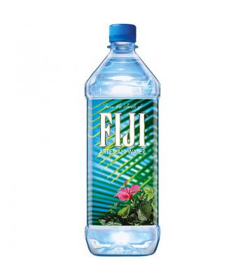 FIJI Natural Artesian Bottled Water 1.05qt (1 Litre)