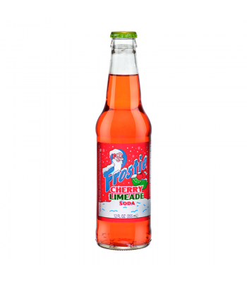 Frostie Cherry Limeade Soda 12fl.oz (355ml)