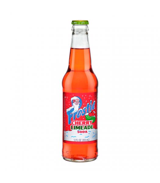 Frostie Cherry Limeade Soda 12fl.oz (355ml)