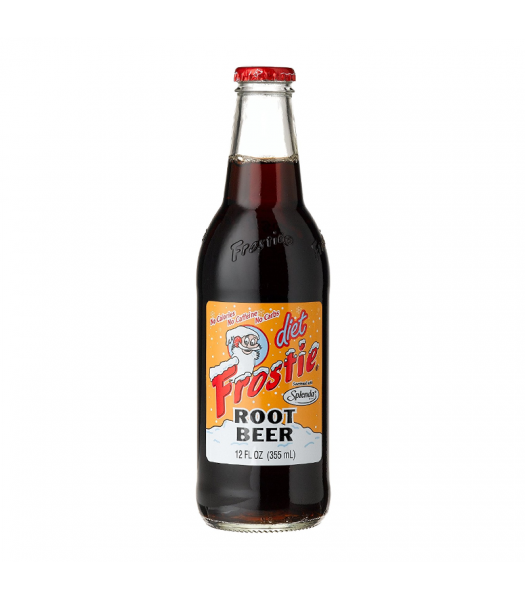 Frostie Diet Root Beer 12fl.oz (355ml)