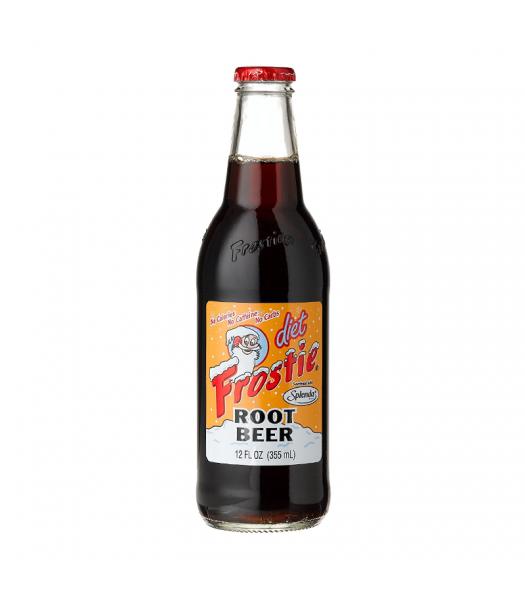 Frostie Diet Root Beer 12fl.oz (355ml) Soda and Drinks Frostie