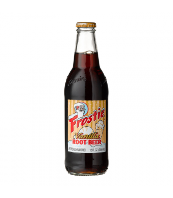 Frostie Vanilla Float Root Beer 12fl.oz (355ml)