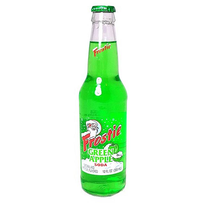 Frostie Green Apple Soda 12floz 355ml