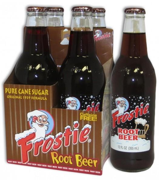 Frostie Root Beer 12fl.oz (355ml) - 4 Pack  Frostie