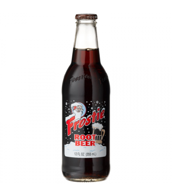 Frostie Root Beer 12fl.oz (355ml) Soda and Drinks Frostie