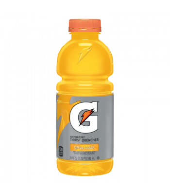 Gatorade Citrus Cooler - 20fl.oz (591ml) Soda and Drinks