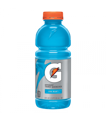 Gatorade Cool Blue - 20fl.oz (591ml)  Soda and Drinks Gatorade