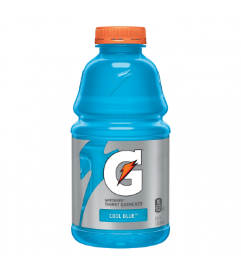 Gatorade Cool Blue 32oz (946ml) Energy & Sports Drinks Gatorade