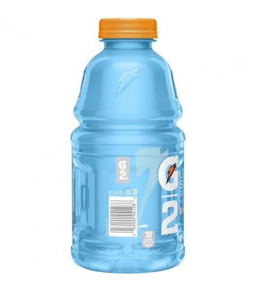 Gatorade G2 Cool Blue LOW CALORIE 32oz (946ml)  Energy & Sports Drinks Gatorade