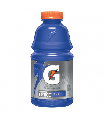 Gatorade Fierce Grape 32oz (946ml)  Soda and Drinks Gatorade