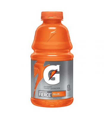 Gatorade Fierce Melon 32oz (946ml) Energy & Sports Drinks Gatorade