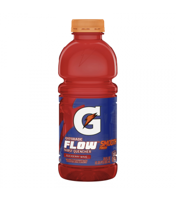 Gatorade Flow Blackberry Wave 20oz (591ml)