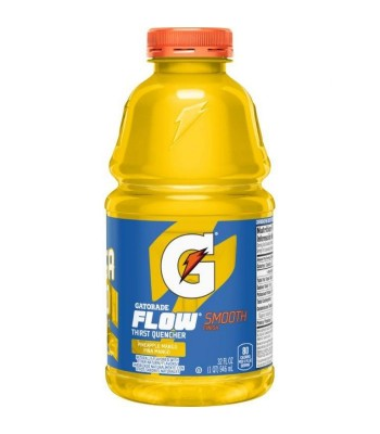 Gatorade Flow Pineapple Mango 32oz (946ml) Soda and Drinks Gatorade