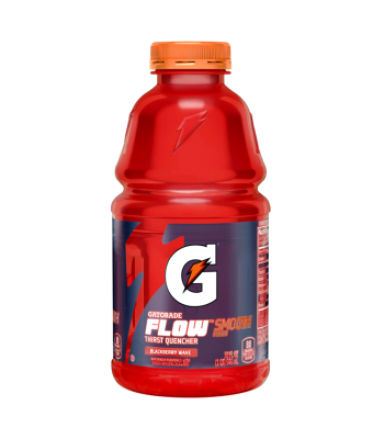 Gatorade Flow Blackberry Wave 32fl.oz (946ml) Regular Soda Gatorade