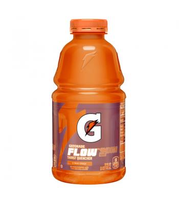 Gatorade Flow Citrus Crash 32fl.oz (946ml) Regular Soda Gatorade