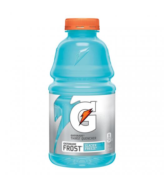 Gatorade Frost Glacier Freeze - 32fl.oz (946ml) Soda and Drinks Gatorade