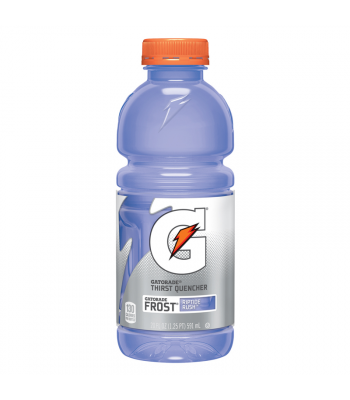 Clearance Special - Gatorade Frost Riptide Rush 20oz (591ml) **Best Before: 27 November 17** Clearance Zone