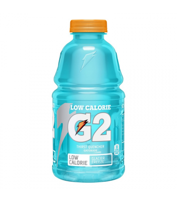 Gatorade G2 Glacier Freeze Low Calorie 32oz 946ml Energy & Sports Drinks Gatorade