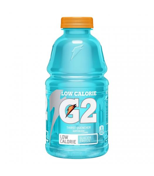 Gatorade G2 Glacier Freeze Low Calorie 32oz 946ml Energy & Sports Drinks Gatorade