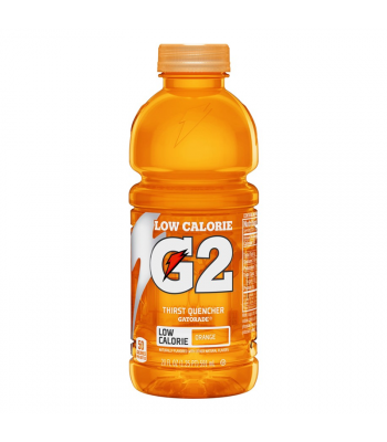 Gatorade G2 Low Calorie - Orange 20fl.oz (591ml) Soda and Drinks Gatorade