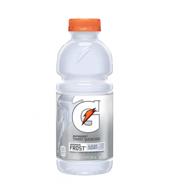 Gatorade Frost Glacier Cherry - 20fl.oz (591ml) Soda and Drinks Gatorade