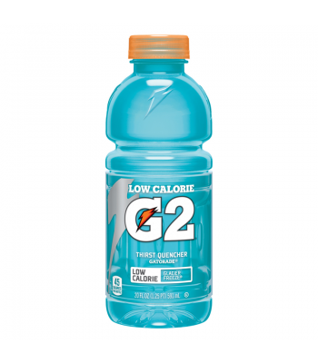 Gatorade G2 Low Calorie Glacier Freeze 20oz (591ml)  Energy & Sports Drinks Gatorade