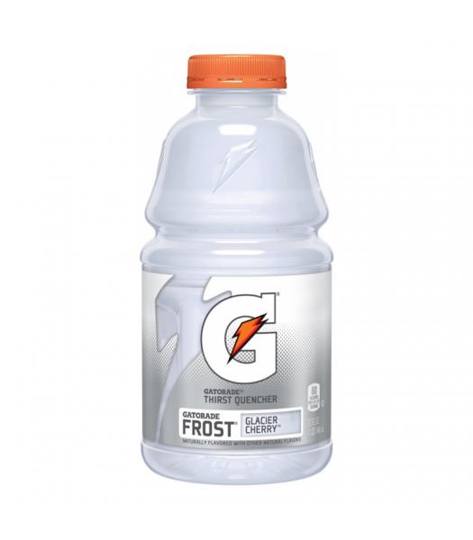 Gatorade Frost Glacier Cherry 32oz (946ml) Energy & Sports Drinks Gatorade