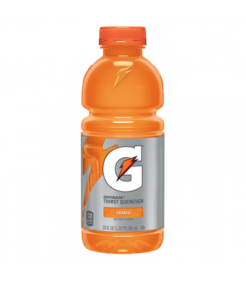 Gatorade Orange - 20fl.oz (591ml) Energy & Sports Drinks Gatorade