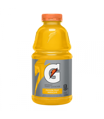Gatorade Passion Fruit - 32fl.oz (946ml) Soda and Drinks Gatorade