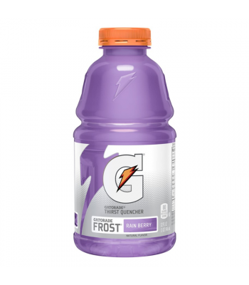 Gatorade Rain Berry 32oz (946ml) Bottle Energy & Sports Drinks Gatorade