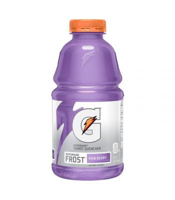 Gatorade Rain Berry 32oz (946ml) Bottle Energy & Sports Drinks Gatorade