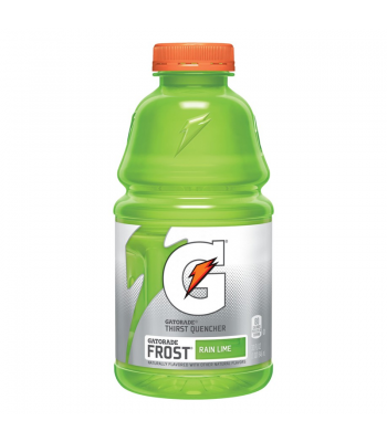Gatorade Rain Lime 32oz (946ml) Bottle