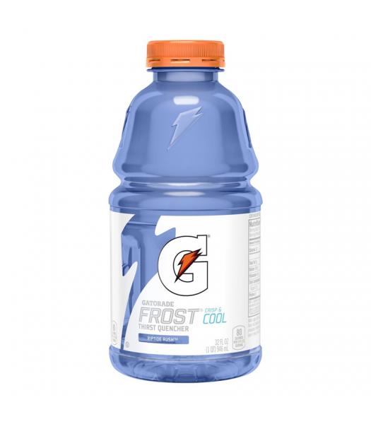 Gatorade Frost Riptide Rush 32oz (946ml) Energy & Sports Drinks Gatorade