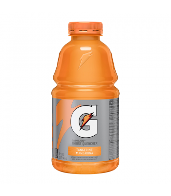 Gatorade Tangerine Mandarina - 32fl.oz (946ml) Soda and Drinks Gatorade
