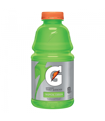 Gatorade Tropical Cooler 32oz (946ml) Energy & Sports Drinks Gatorade