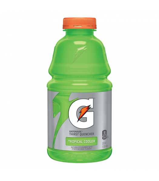 Gatorade Tropical Cooler 32oz (946ml) Energy & Sports Drinks Gatorade