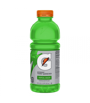 Gatorade Tropical Cooler - 20fl.oz (591ml)  Soda and Drinks Gatorade