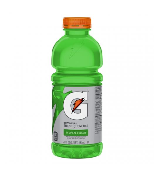 Gatorade Tropical Cooler - 20fl.oz (591ml)  Soda and Drinks Gatorade