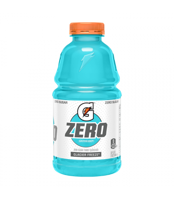 Gatorade Zero Sugar Glacier Freeze - 32fl.oz (946ml) Soda and Drinks Gatorade